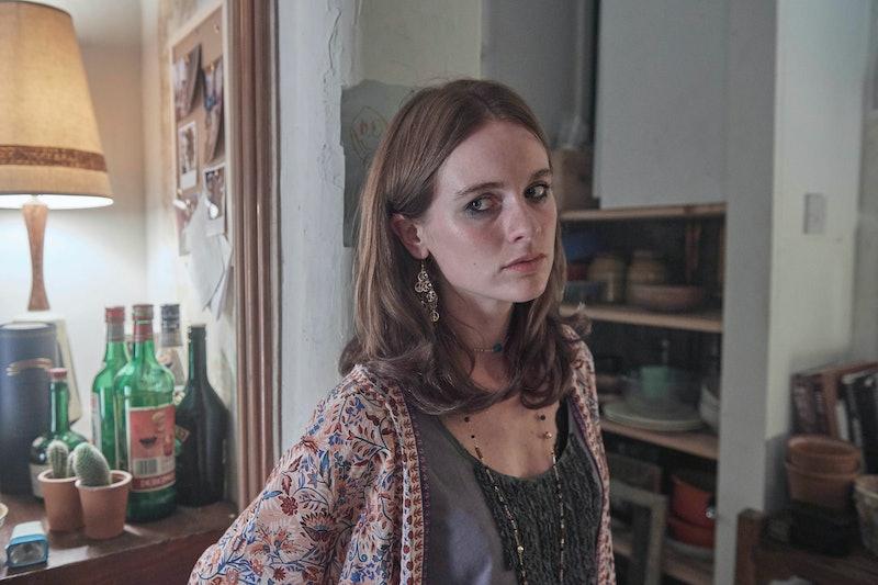 Cressida Bonas takes on the role of Sheila Caffell in ITV drama 'White House Farm'