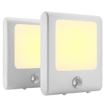 MAZ-TEK Plug-In Motion Sensor Lights (2-Pack)