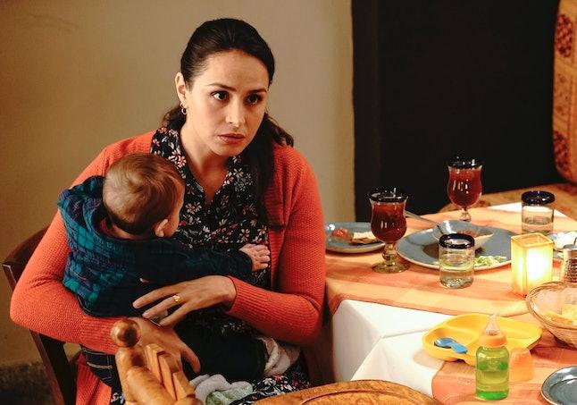 Fernanda Urrejola as Gloria Acosta in the Party of Five reboot