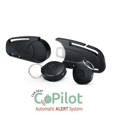 Car Seat CoPilot Automatic Alert System