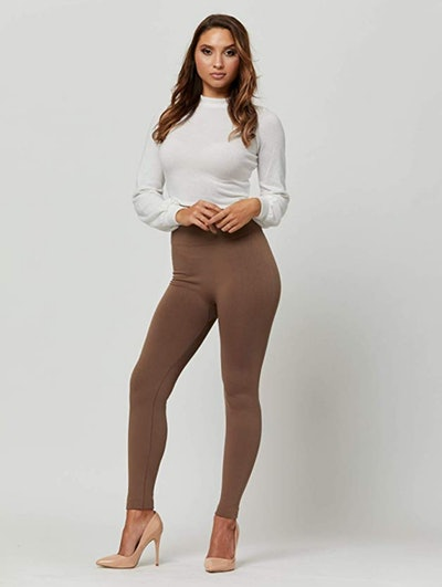 Conceited Premium Fleece-Lined Leggings