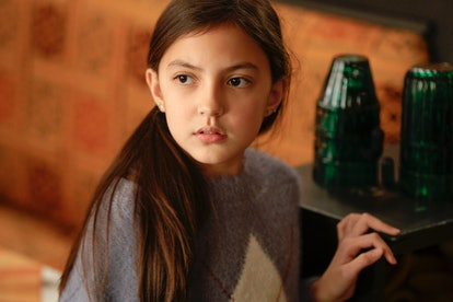 Elle Paris Legaspi as Valentina Acosta on the Party of Five reboot