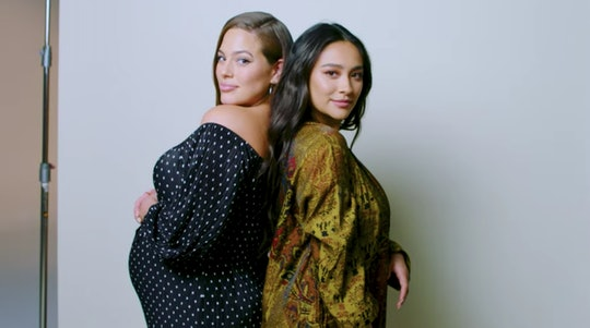 During an episode of her podcast, Pretty Big Deal with Ashley Graham, she and Mitchell discussed mom-shaming in an eyeopening conversation.