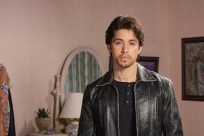 Brandon Larracuente as Emilio Acosta in the Party of Five reboot