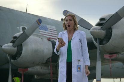 Erinn Hayes in 'Medical Police'