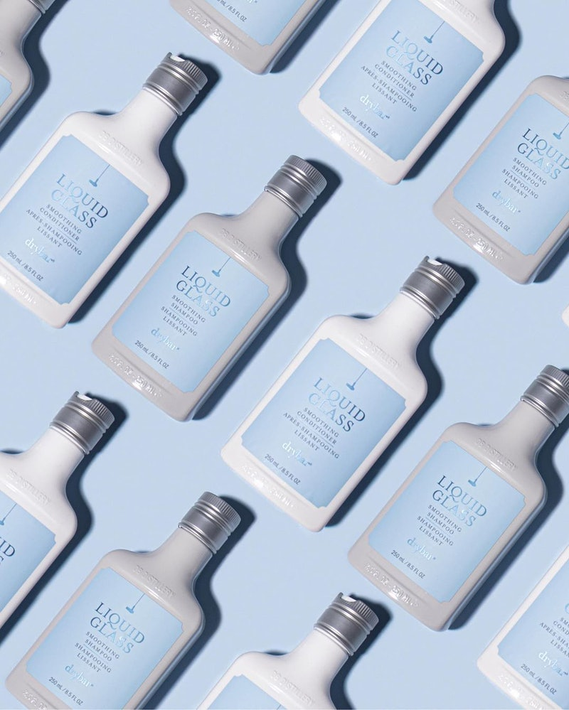 Drybar's New Liquid Glass Shampoo & Conditioner Are Available Now For Ultra Shine