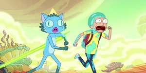 'Rick and Morty': 5 bizarre characters that make it the best sci-fi on TV