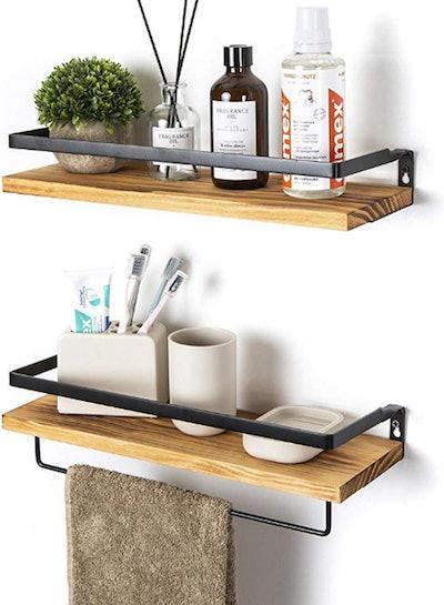 SODUKU Floating Wall-Mounted Storage Shelves