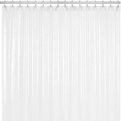 LiBA PEVA Shower Curtain Liner