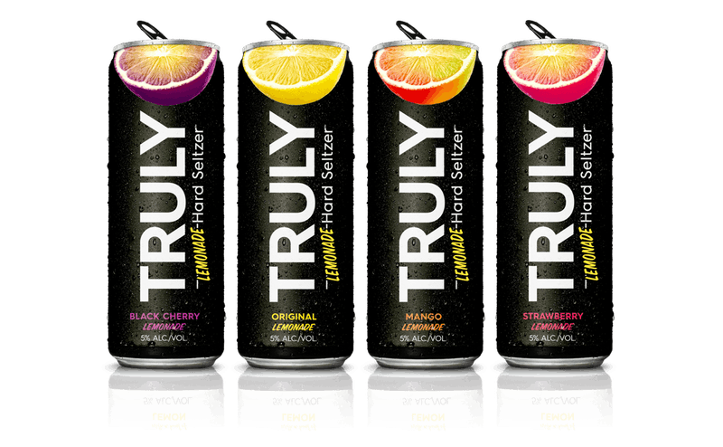 Truly's new hard lemonade has launched nationwide.