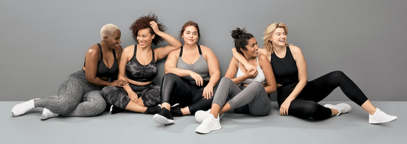 Target's new activewear brand is size inclusive.