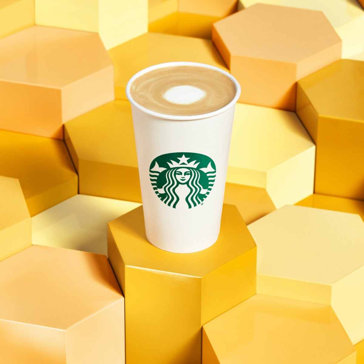 Does Starbucks Have Oat Milk at a store near you? Find out if you can try the Oatmilk Honey Latte.