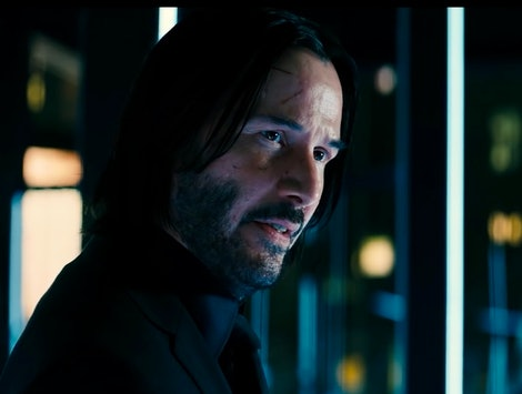 Keanu Reeves stars in John Wick: Chapter 3 - Parabellum, among the new movies and TV shows on HBO in January 2020.