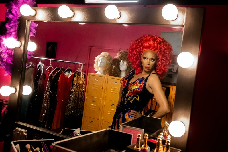RuPaul as Ruby Red in AJ and the Queen