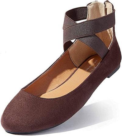 DailyShoes Ballet Flat Shoes
