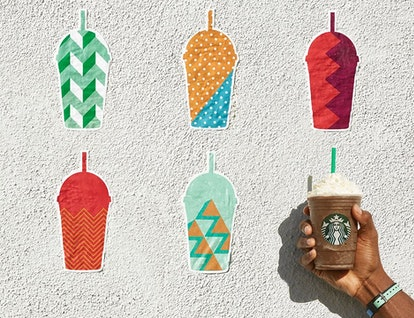 Starbucks Frappuccinos can be made vegan with a few simple swaps.
