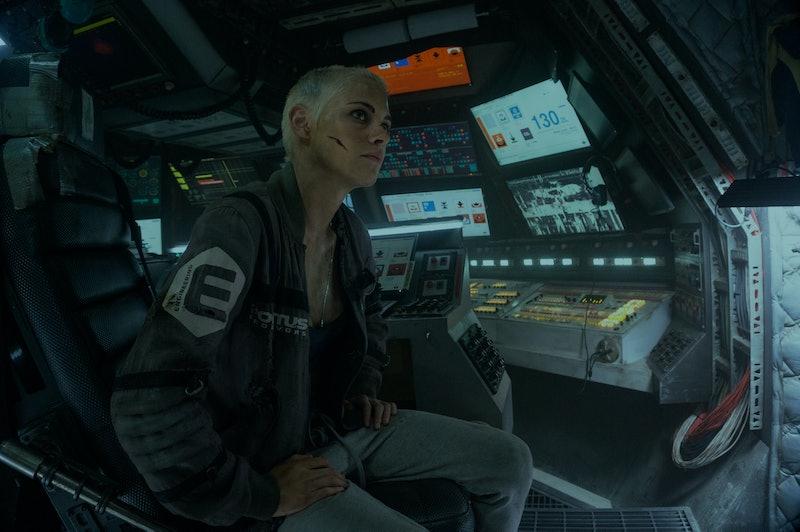 Kristen Stewart in 'Underwater'