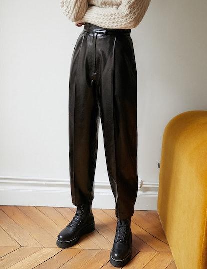Oslo Patent Pants