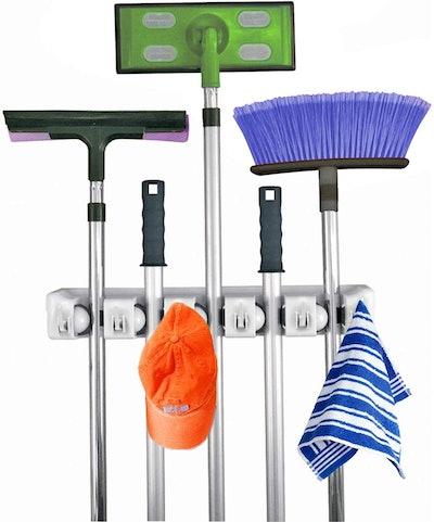 Home-It Broom Holder