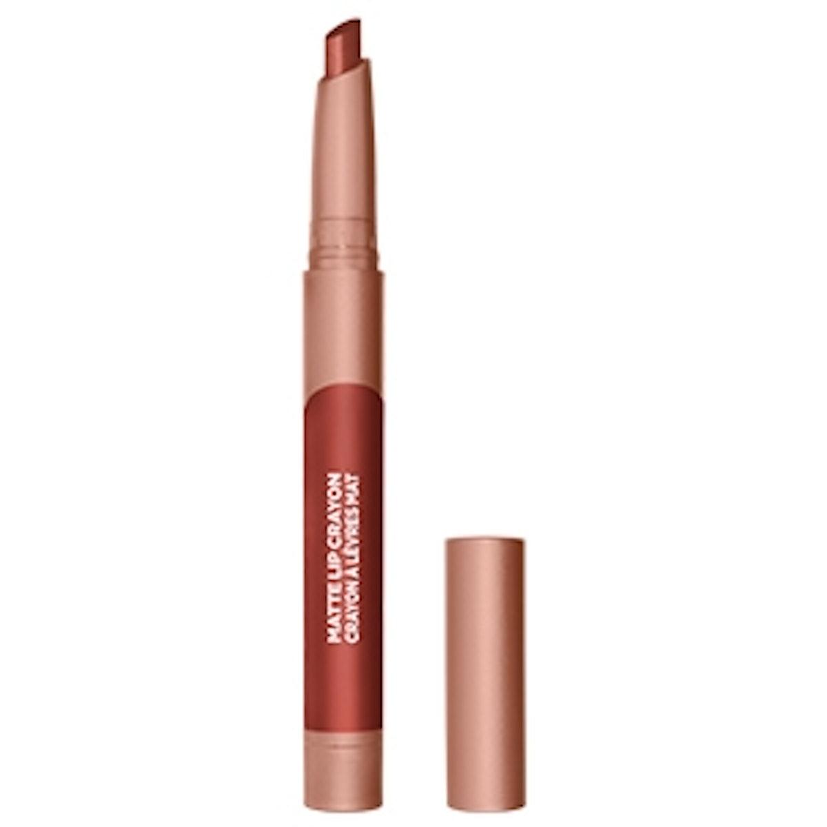 INFALLIBLE® Matte Lip Crayon in Flirty Toffee