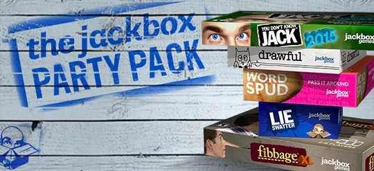 The JackBox Games Party Pack