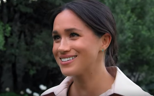 Meghan Markle may have already been considering stepping back from royal duties back in October.