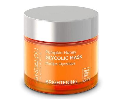 Andalou Naturals Pumpkin Honey Glycolic Mask