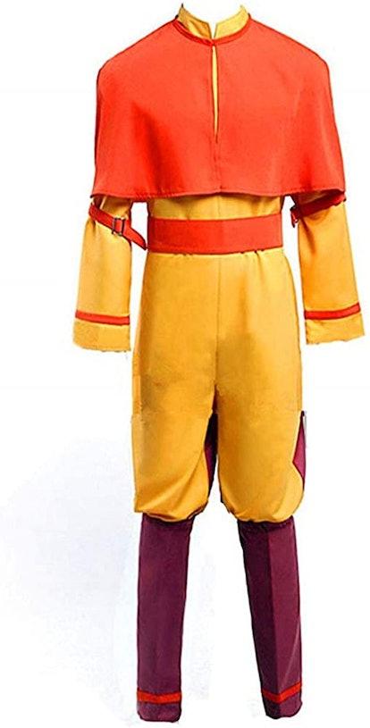 MILKone Aang Costume Cosplay Adult