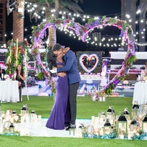 Love Island Season 2 Winners Caleb & Justine via CBS Press Site
