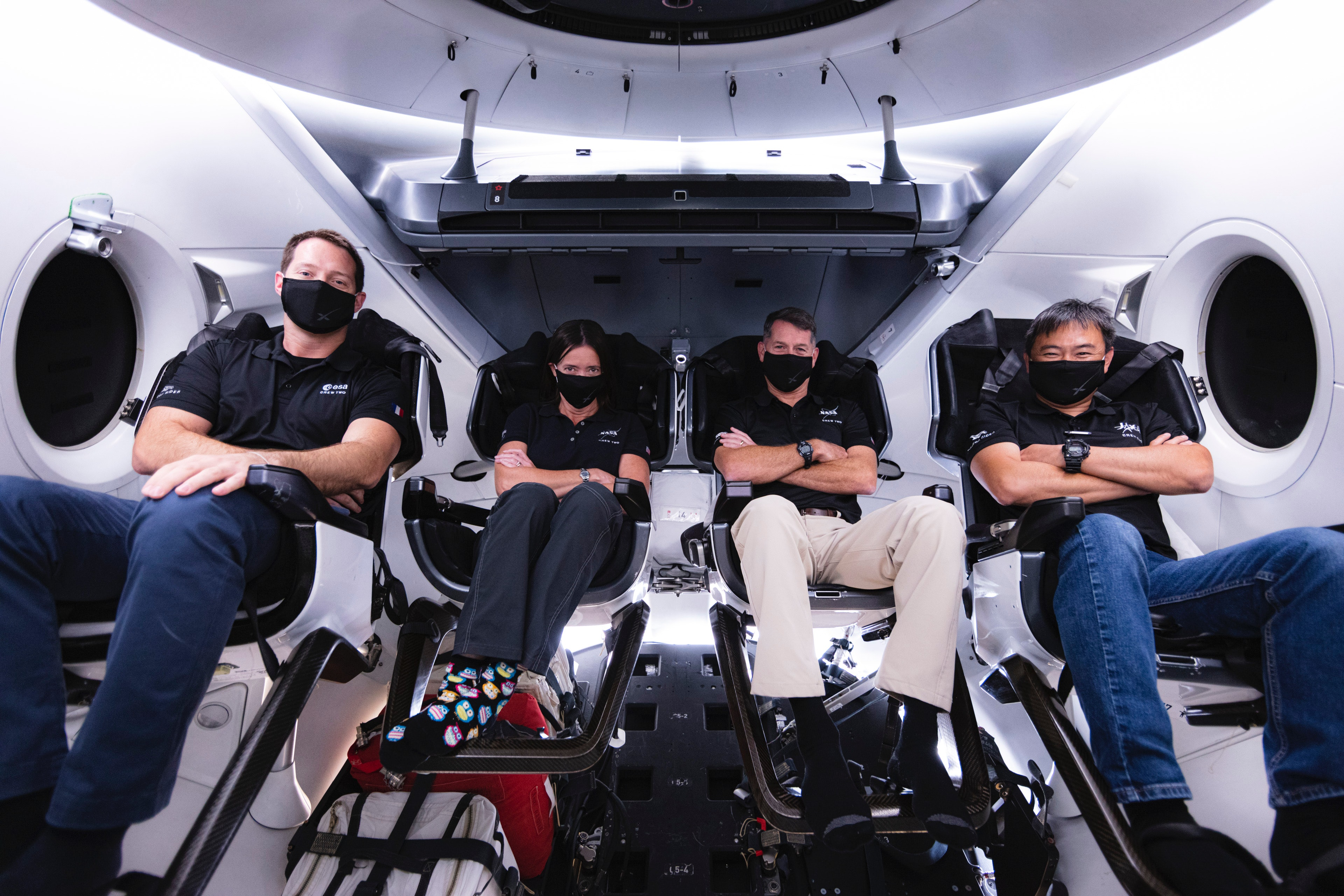 SpaceX and NASA detail a packed 12 months for Crew Dragon: what to ...