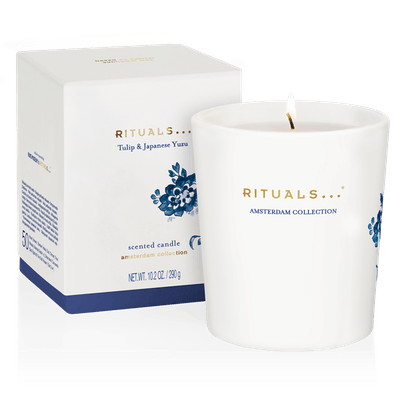 Amsterdam Collection Limited Scented Candle