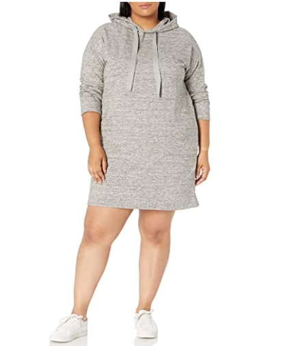 Daily Ritual Plus SIze Sweatshirt Dress
