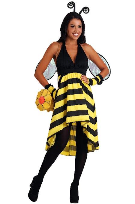 Bumble Bee Beauty Costume