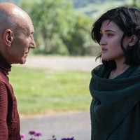 'Picard' exclusive clip reveals the drama behind Isa Briones' Trek debut