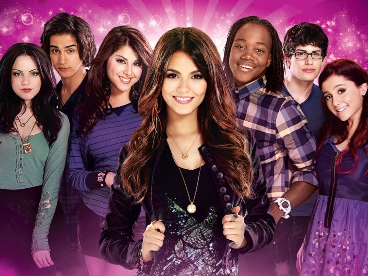 Key art for 'VICTORiOUS'