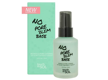 Touch in Sol No Pore Blem Primer Base