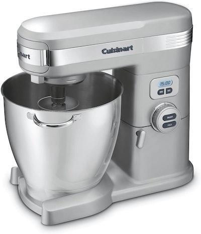 Cuisinart SM-70BC 7-Quart 12-Speed Stand Mixer (Renewed)