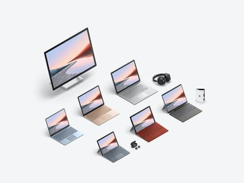 Surface lineup 2020
