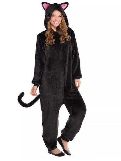 Black Cat Onesie
