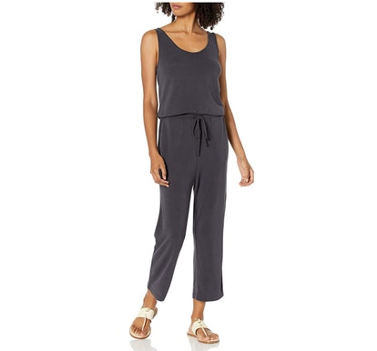 Daily Ritual Wide-Leg Jumpsuit