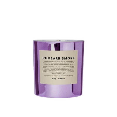 Boy Smells Hypernature Rhubarb Smoke