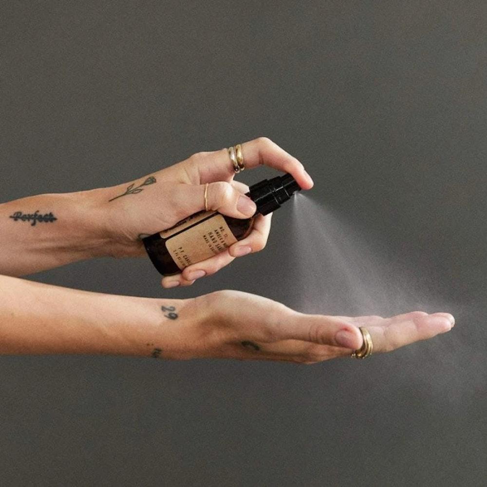 Amber & Moss Hand Sanitizer 2-Pack