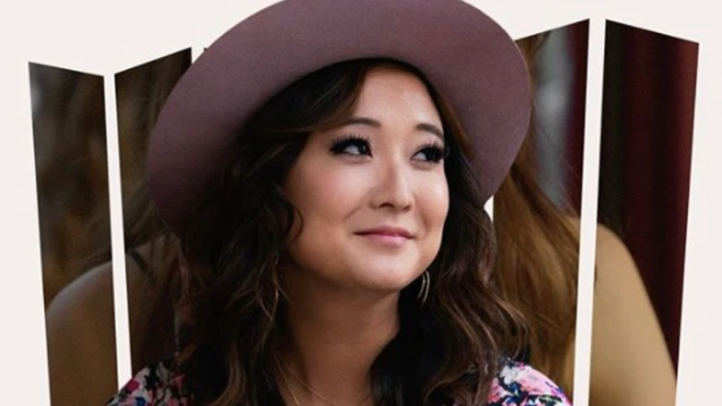 Ashley Park as her character Mindy in 'Emily In Paris'