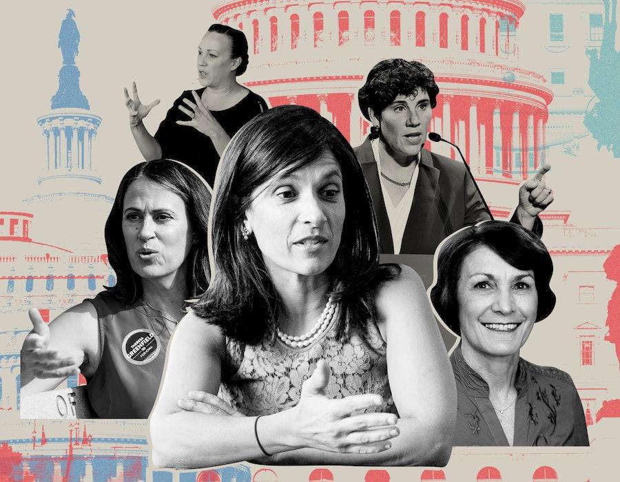 Democratic women running for U.S. Senate in 2020