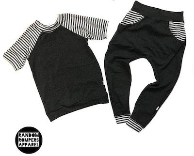 2 Piece Set Shirt & Joggers