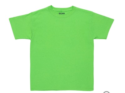 Youth T-Shirt - Lime