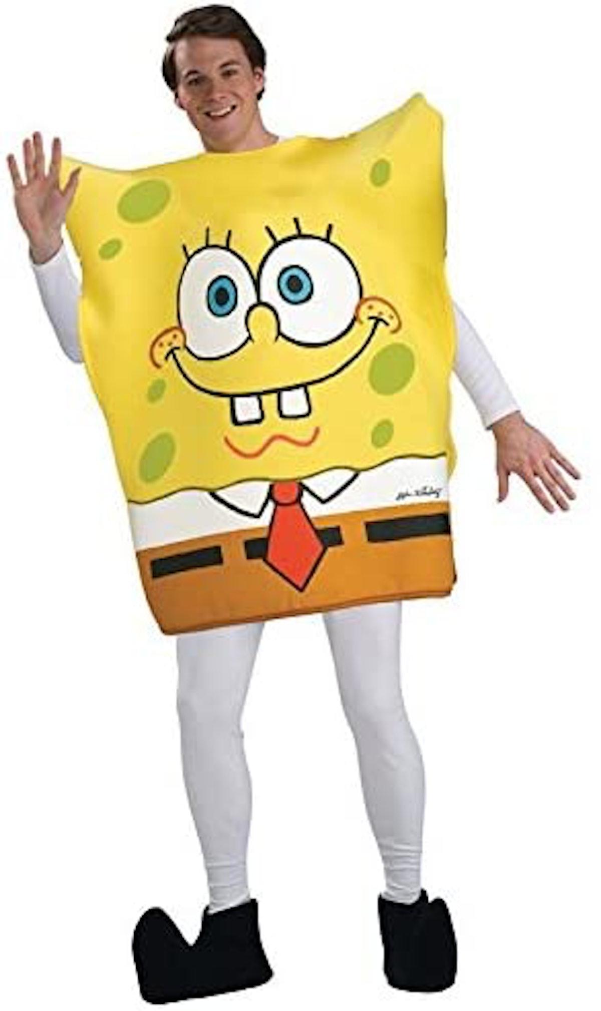 SpongeBob Squartpants Costume for Halloween