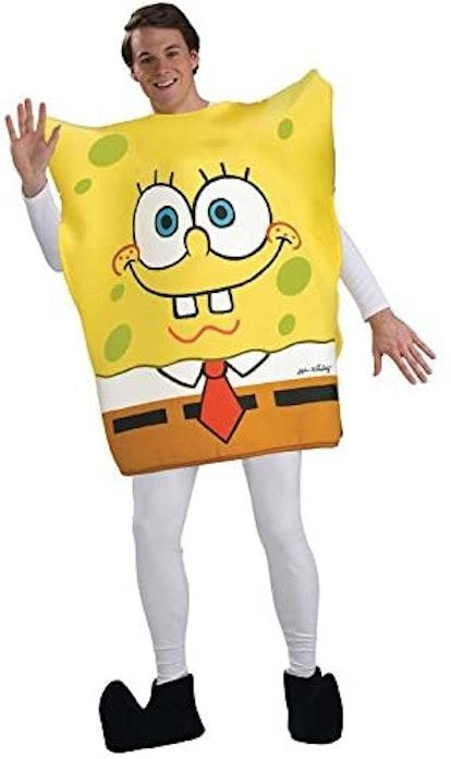 Rubie's Costume Co. Unisex Spongebob Squarepants Halloween Sensation Costume
