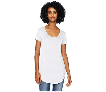 Daily Ritual Jersey Scoop-Neck T-Shirt