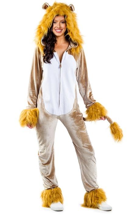 Women's Lion Costume